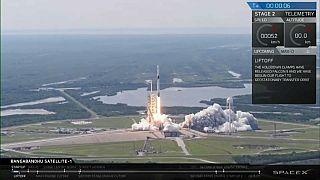 Nouveau tir réussi pour Space X