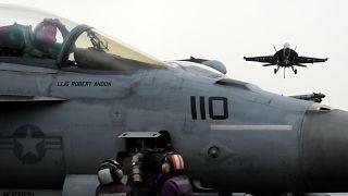 اعتراض سلاح الجو الأمريكي قاذفتين روسيتين قبالة ألاسكا