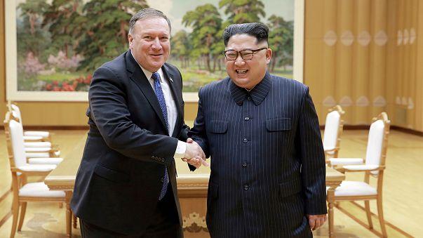 Washington promet d'aider Pyongyang, sous conditions