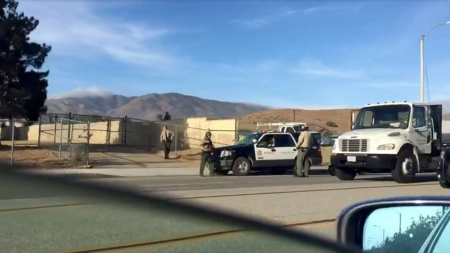 Police arrest 14-year-old after California school shooting
