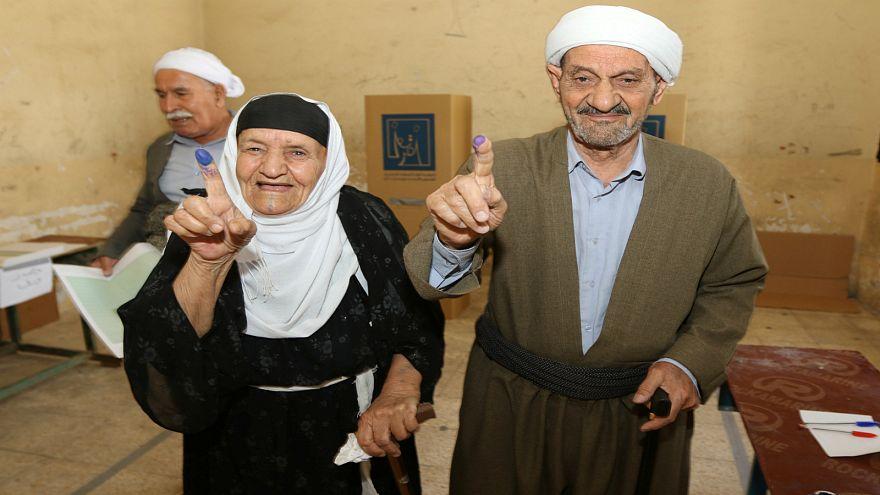 إقبال ضعيف على صناديق الاقتراع بالانتخابات البرلمانية العراقية