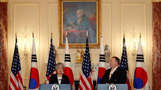 """US-Außenminister Pompeo: """"Wohlstand für Nordkorea"""""""