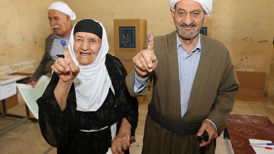 Irak vota libre del Dáesh
