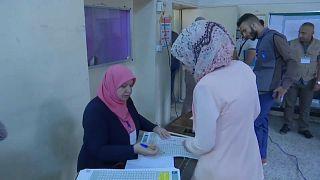 В Ираке прошли выборы в парламент