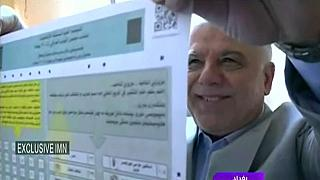 Three men have been killed as Iraq holds parliamentary elections
