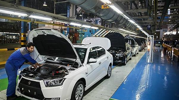 افزایش قیمت خودرو در ایران