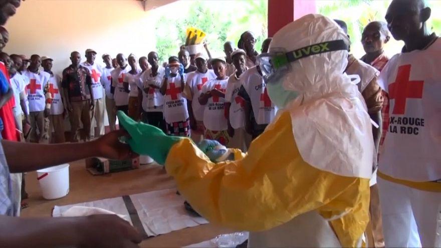 Ebola-Fälle im Kongo: WHO stark beunruhigt