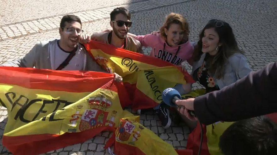 La extraña plaga que se extiende por Lisboa antes de la final de Eurovisión