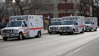 İspanya'da iki özel şirkete ait çok sayıda ambulans kundaklandı