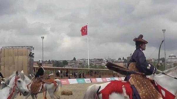 Спорт самураев в Стамбуле
