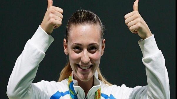 Σκοποβολή: Χρυσό μετάλλιο και παγκόσμιο ρεκόρ για την Άννα Κορακάκη