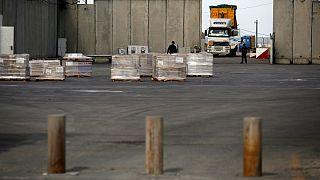 بسته شدن تنها گذرگاه «کرم شالوم» در نوار غزه