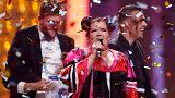 Netta aus Israel gewinnt des ESC 2018