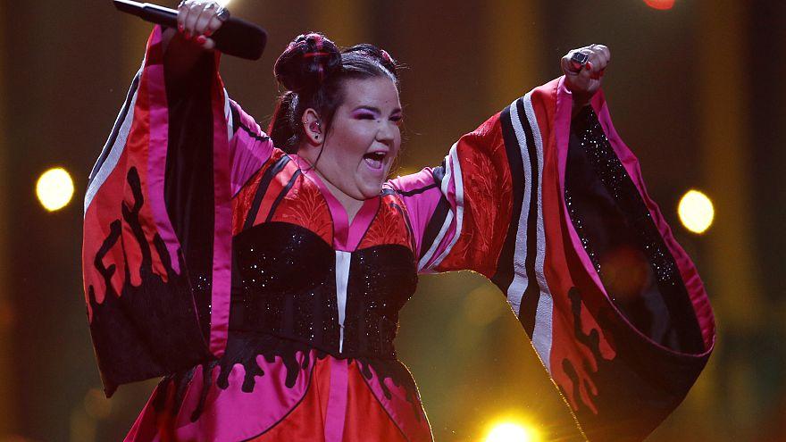 Az izraeli énekesnő nyerte a 63. Eurovíziós Dalfesztivált