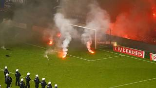 Bundesliga: storica retrocessione dell'Ambrugo. E guerriglia allo stadio