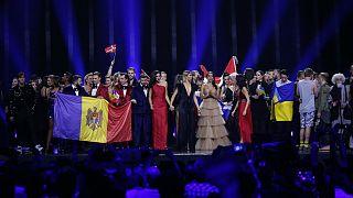 راه یافتگان به فینال یوروویژن ۲۰۱۸ از نیمه نهایی دوم