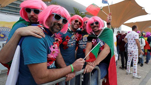 Израиль победил на конкурсе Евровидение-2018