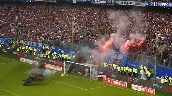 Bundesliga: Kiesett a Hamburg