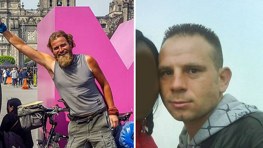 Europeans on round-the-world cycling trip 'were murdered'