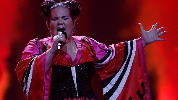 Η Netta από το Ισραήλ νικήτρια της Eurovision