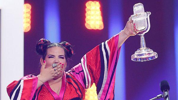 نماینده اسرائیل در مسابقه یوروویژن ۲۰۱۸