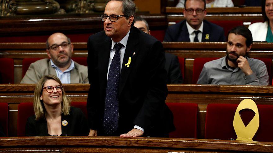 Την Δευτέρα νέα ψηφοφορία για την ανάδειξη του ηγέτη της Καταλονίας