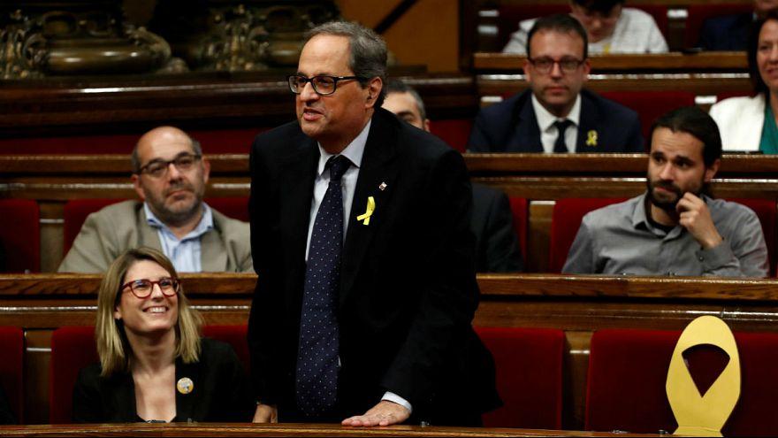 Katalóniának megint nem sikerült elnököt választani