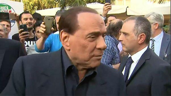 Возвращение Сильвио Берлускони
