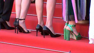 Film-Frauen in Cannes: Protestmarsch auf rotem Teppich
