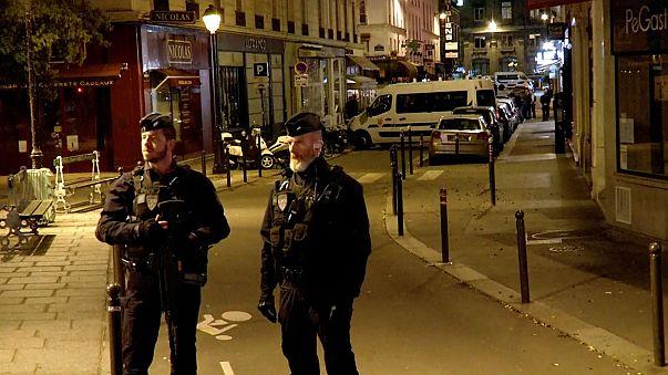 Paris : l'auteur de l'attaque au couteau était fiché S