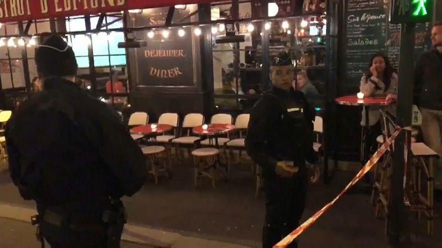 Нападение в Париже