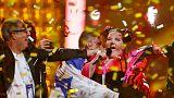 برنده اسرائیلی یوروویژن ۲۰۱۸ و حمایت از جنبش زنان