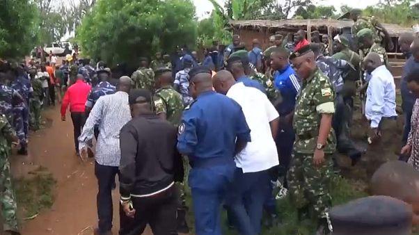 مهاجمان مسلح ۲۶ روستایی را در بروندی کشتند