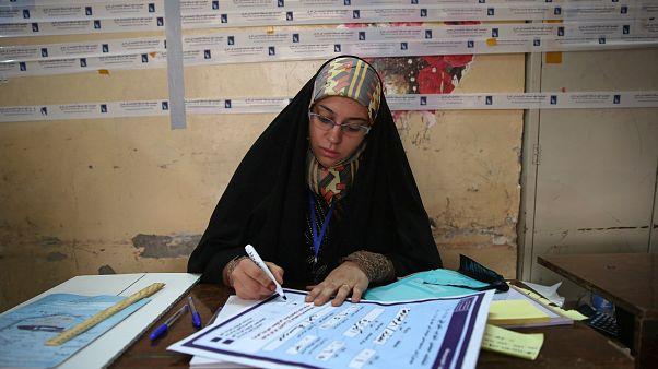 قائمة العبادي تتصدر المؤشرات الأولية في نتائج الانتخابات العراقية  تليها قائمة الصدر