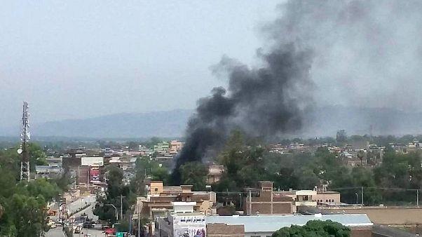 داعش يعلن مسؤوليته عن هجوم مدينة جلال أباد الأفغانية