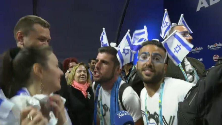 Eurovisión: sonrisas, lágrimas y un espontáneo