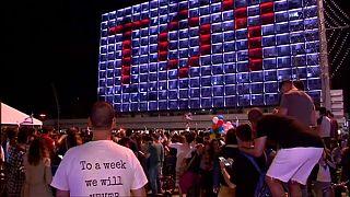 Polémica felicitación de Netanyahu a la ganadora de Eurovisión