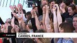 Las mujeres se unen en Cannes por la igualdad salarial en el cine