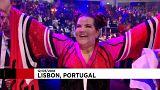 Israel gana Eurovisión con una canción con mensaje feminista