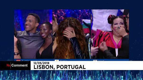 Israel gana Eurovisión 20 años después