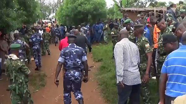 Нападение в Бурунди