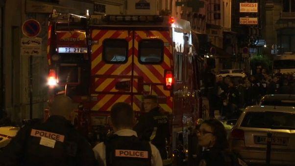 Deux témoins racontent l'attaque de Paris