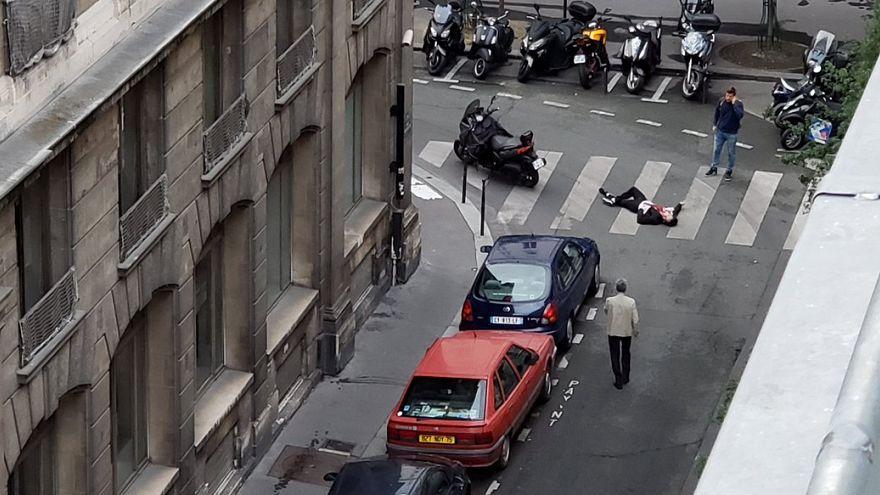 Olayın görgü tanıkları Paris'teki saldırıyı anlatıyor