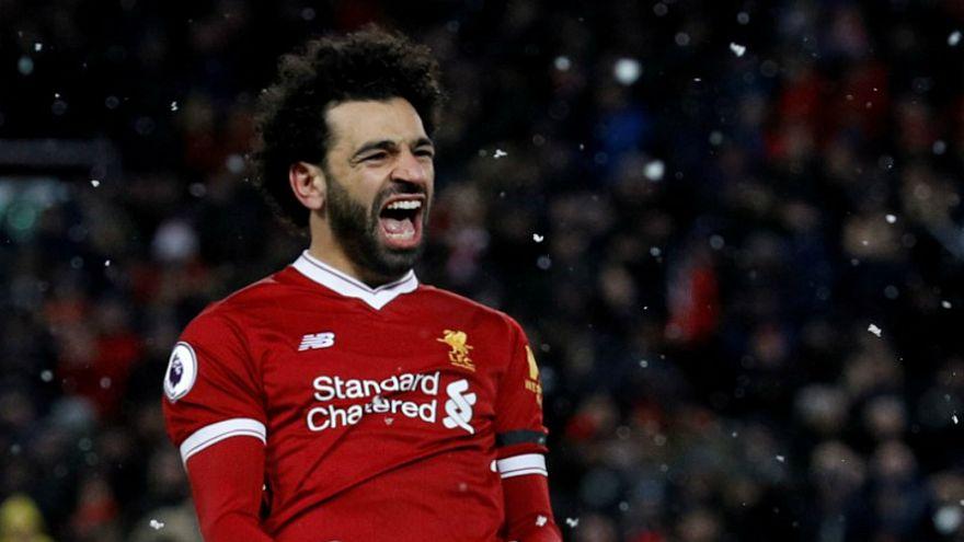 محمد صلاح يكمل ثلاثية جوائزه كأفضل لاعب بالدوري الإنجليزي
