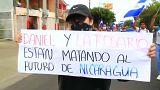 Las protestas en Nicaragua dejan al menos 54 muertos