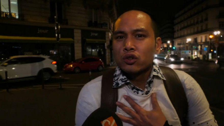 Testemunhas relatam ataque em Paris