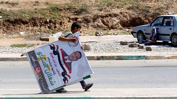 Elections législatives : les Irakiens boudent les urnes
