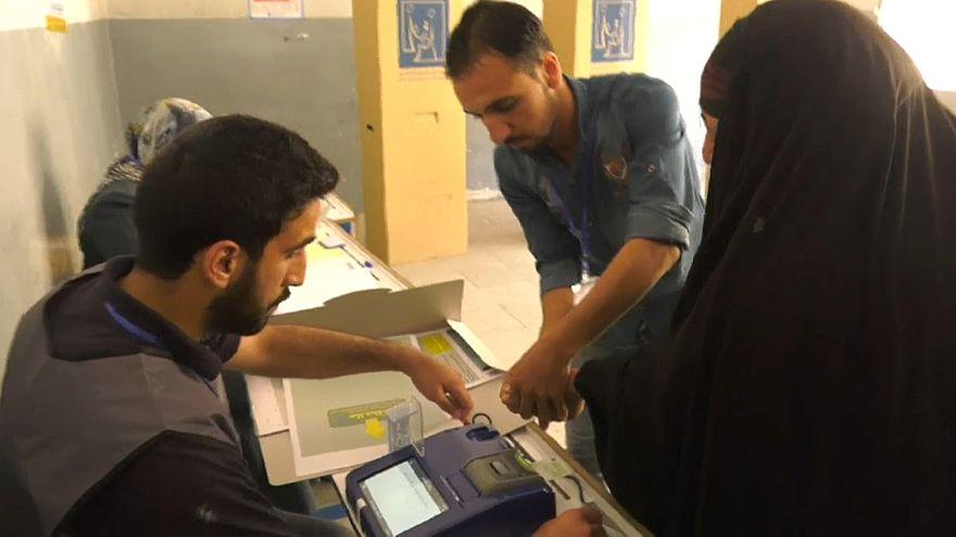 Iraklı seçmen sandığa küstü