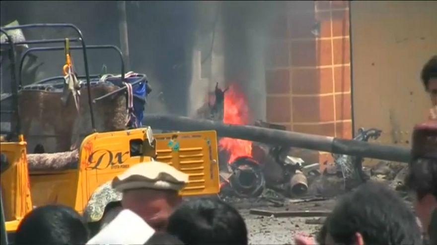 Ataque contra edifício governamental em Jalalabad