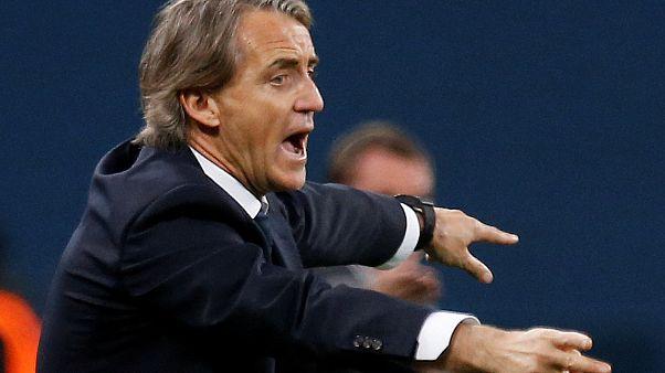 Mancini quitte le Zénith et file vers la Nazionale